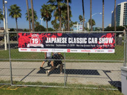 Japanese Classic Car Show - Long Beach, CA